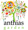 Anthias Garden logo